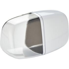 POC Aim Occhiali da sole, bianco/argento